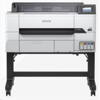 EPSON tlačiareň ink SureColor SC-T3405 - wireless printer (with stand), 1.200 x 2.400 dpi ,A1 ,4 ink, USB ,LAN, Wi-Fi
