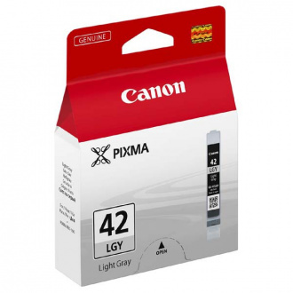 Canon CLI-42 (6391B001) - cartridge, light gray (svetlo sivá)