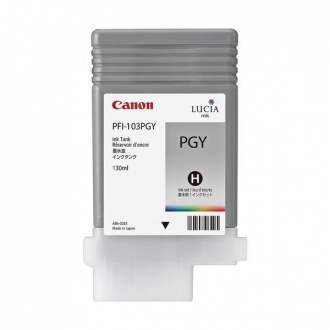 Canon PFI-103 (2214B001) - cartridge, photo gray (foto sivá)