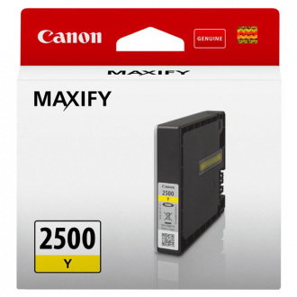 Canon PGI-2500 (9303B001) - cartridge, yellow (žltá)