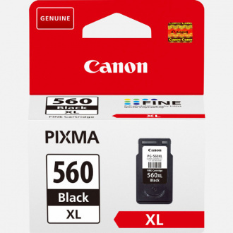 Canon PG-560-XL (3712C001) - cartridge, black (čierna)