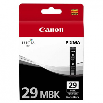 Canon PGI-29 (4868B001) - cartridge, black (čierna)
