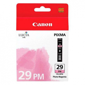 Canon PGI-29 (4877B001) - cartridge, photo magenta (foto purpurová)