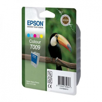 Epson T0094 (C13T00940110) - cartridge, color (farebná)