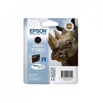 Epson T1001 (C13T10014010) - cartridge, black (čierna)