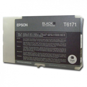 Epson T6171 (C13T617100) - cartridge, black (čierna)
