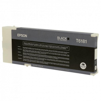 Epson T6181 (C13T618100) - cartridge, black (čierna)