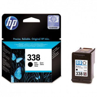 HP 338 (C8765EE) - cartridge, black (čierna)