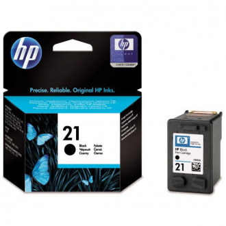 HP 21 (C9351AE#241) - cartridge, black (čierna)