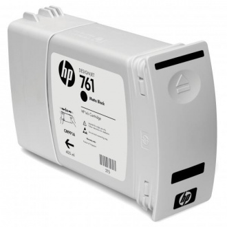 HP 761 (CM991A) - cartridge, black (čierna)