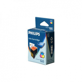Philips PFA 531 - cartridge, black (čierna)