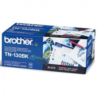 Brother TN-130 (TN130BK) - toner, black (čierny)
