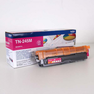 Brother TN-245 (TN245M) - toner, magenta (purpurový)