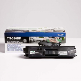 Brother TN-326 (TN326BK) - toner, black (čierny)
