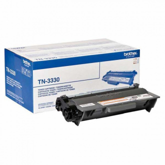 Brother TN-3330 (TN3330) - toner, black (čierny)
