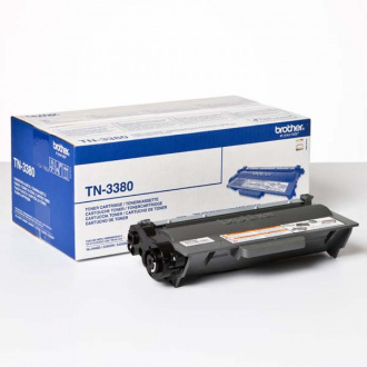 Brother TN-3380 (TN3380) - toner, black (čierny)