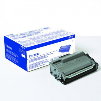 Brother TN-3430 (TN3430) - toner, black (čierny)