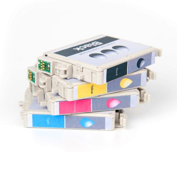 HP originál ink 3YL83AE#301, HP 912XL, yellow, blister, 825str., high capacity, HP Officejet 8012, 8013, 8014, 8015 Officejet Pro