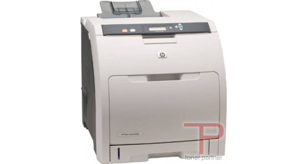 HP COLOR LASERJET 3600