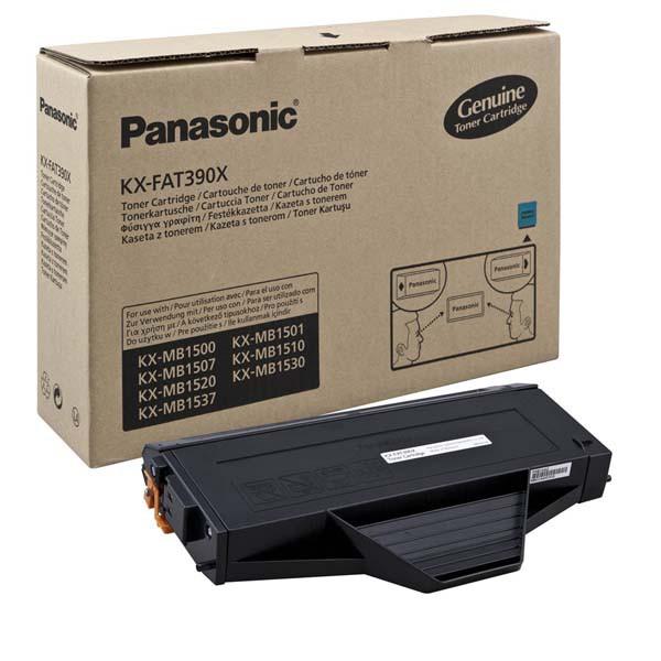 Panasonic KX-FAT390X - originálny toner, čierny, 1500 strán
