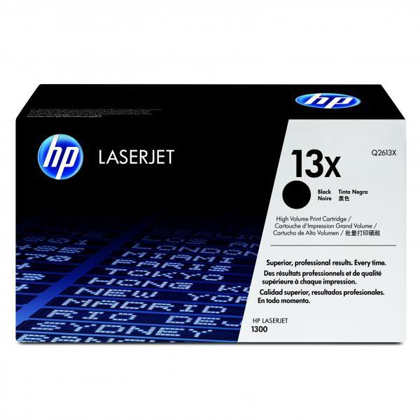HP Q2613X - originálny toner HP 13X, čierny, 4000 strán