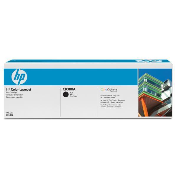 HP CB380A - originálny toner HP 823A, čierny, 16500 strán