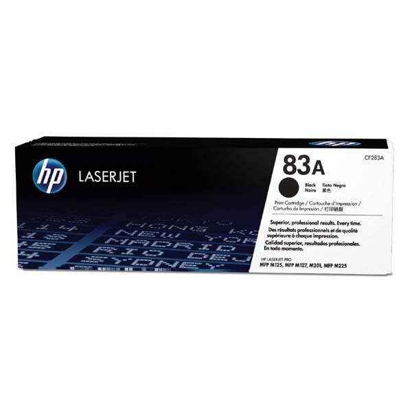 HP CF283A - originálny toner HP 83A, čierny, 1500 strán