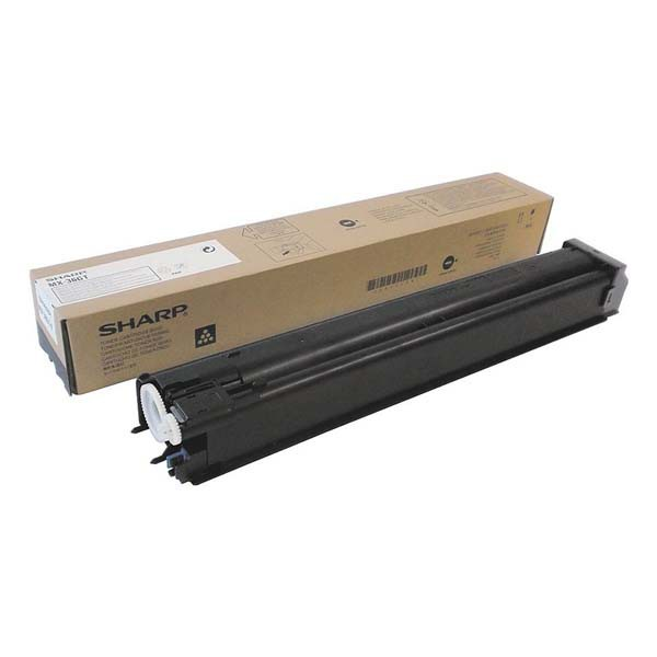 Sharp originál toner MX-36GTMA, magenta, 15000str., Sharp MX-2610N, 3110N, 3610N