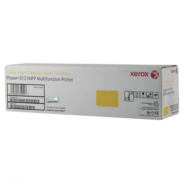 Xerox 106R01475 - originálny toner, žltý, 2500 strán
