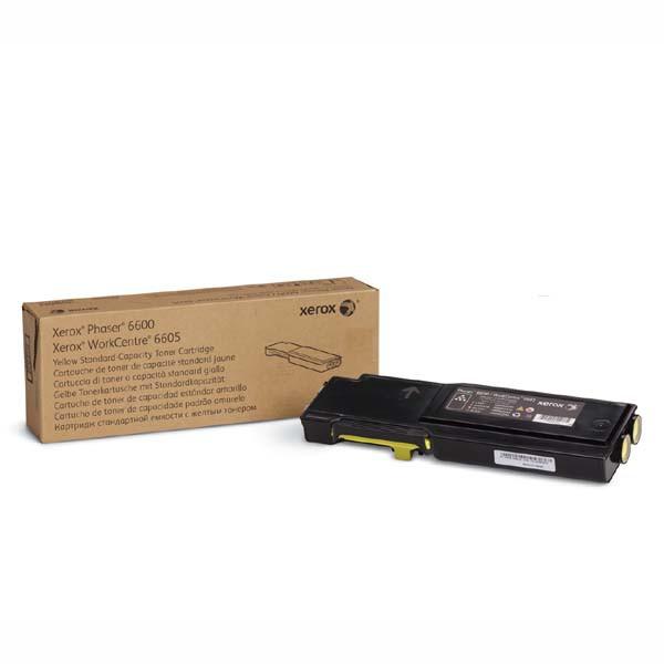 Xerox 106R02251 - originálny toner, žltý, 2000 strán