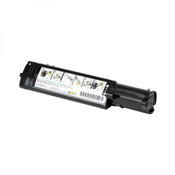 Dell originál toner 593-10067, black, 4000str., K4971, Dell 3000CN, 3100CN