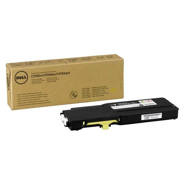 Dell 593-11112 - originálny toner, žltý, 3000 strán