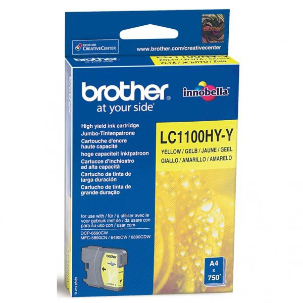 Brother LC 1100HYY