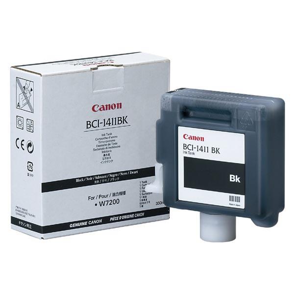 Canon BCI-1411 (7574A001) - originálna cartridge, čierna, 330ml