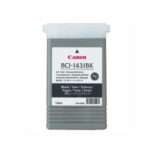 Canon BCI-1431 (8963A001) - originálna cartridge, čierna, 130ml