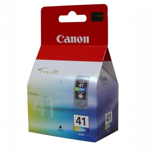 Canon CL-41 - originálna cartridge, farebná, 12ml