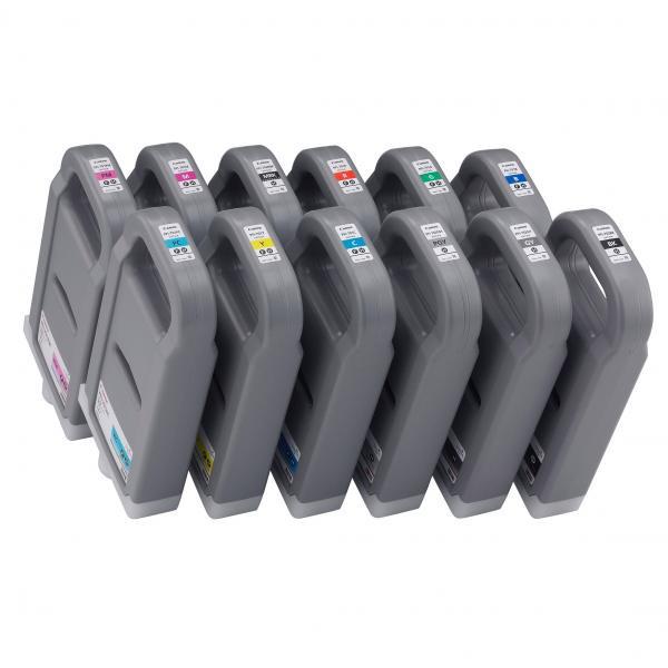 Canon PFI-701 PC - originálna cartridge, foto azúrová, 700ml