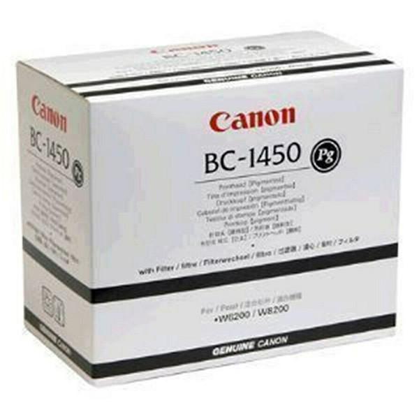 Canon BC-1450 BK - originálna tlačová hlava, čierna