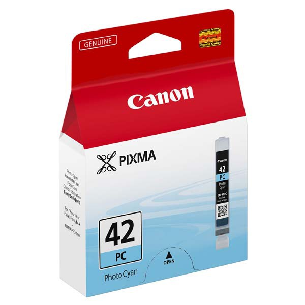Canon B-001 PC - originálna cartridge, foto azúrová, 13ml