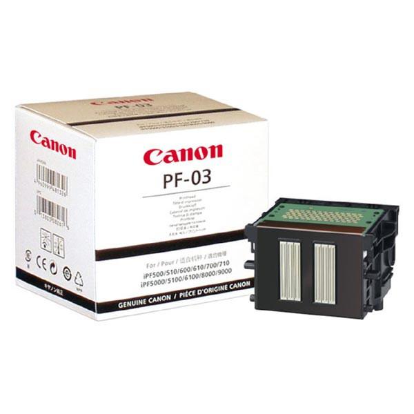 Canon PF-03 BK - originálna tlačová hlava, čierna