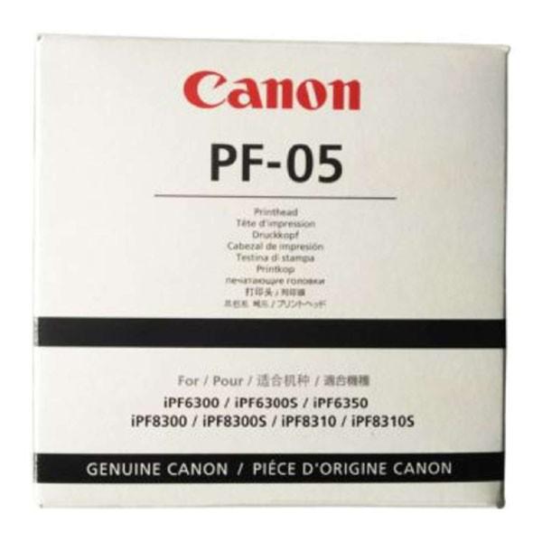 Canon originál tlačová hlava PF05, 3872B001, Canon iPF-6300, 6350, 8300