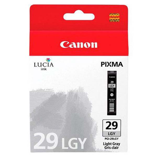 Canon originál ink PGI29 Light Grey, light grey, 4872B001, Canon PIXMA Pro 1