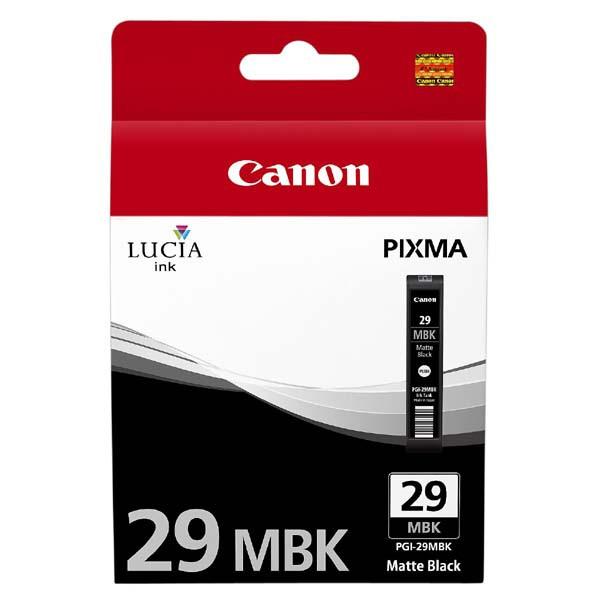 Canon PGI-29 BK - originálna cartridge, čierna, 36ml