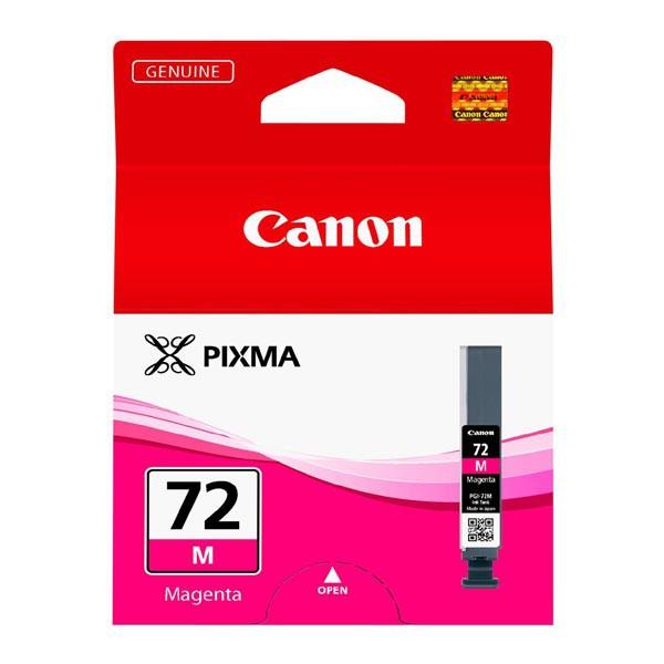 Canon PGI-72 M - originálna cartridge, purpurová, 14ml