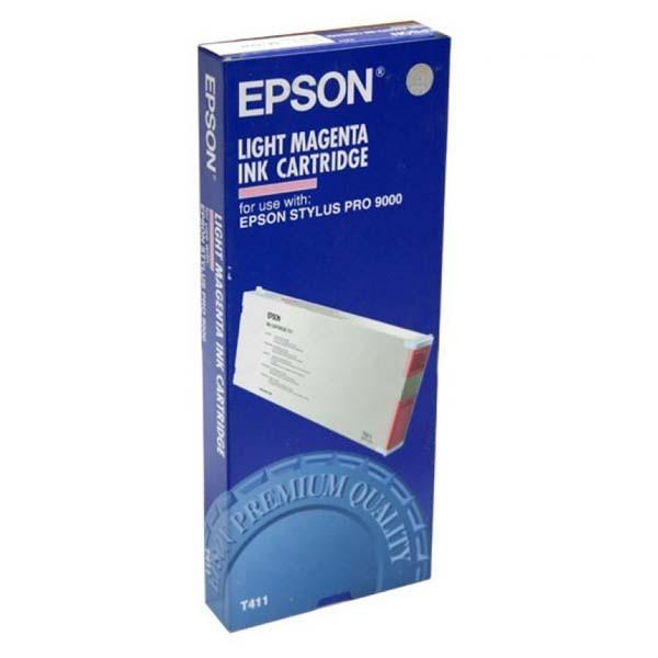 Epson T4110 (C13T411011) - originálny, magenta