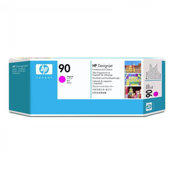 HP originál tlačová hlava C5056A, HP 90, magenta, HP DesignJet 4000, 4000ps, 4500