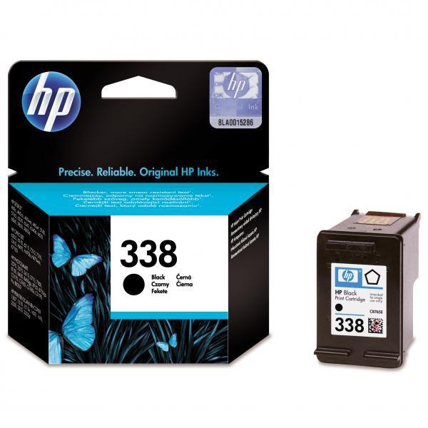 HP C8765EE - originálna cartridge HP 338, čierna, 11ml