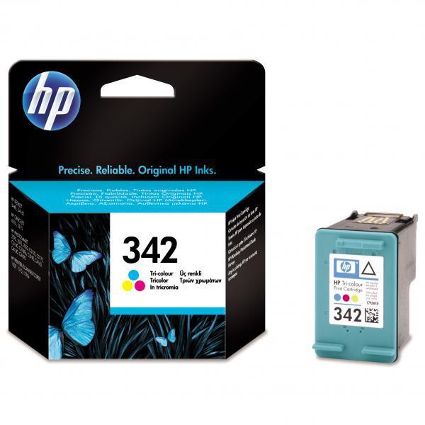 HP C9361EE - originálna cartridge HP 342, farebná, 5ml