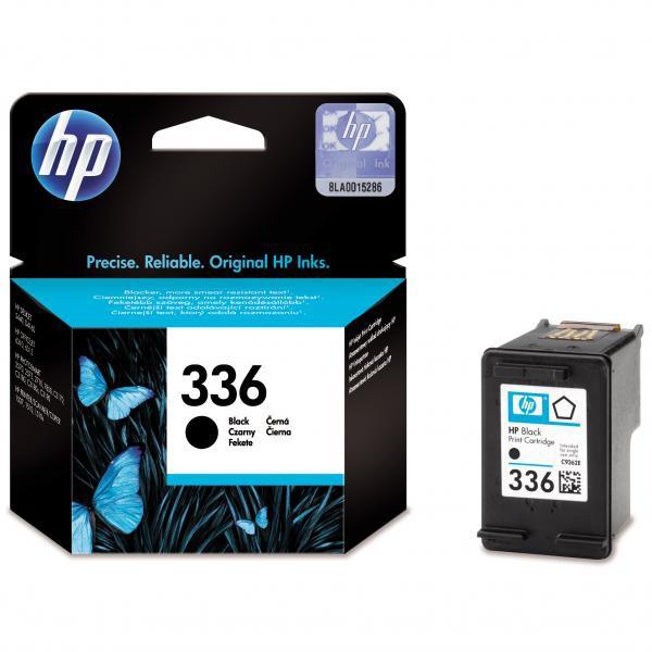 HP C9362EE - originálna cartridge HP 336, čierna, 5ml