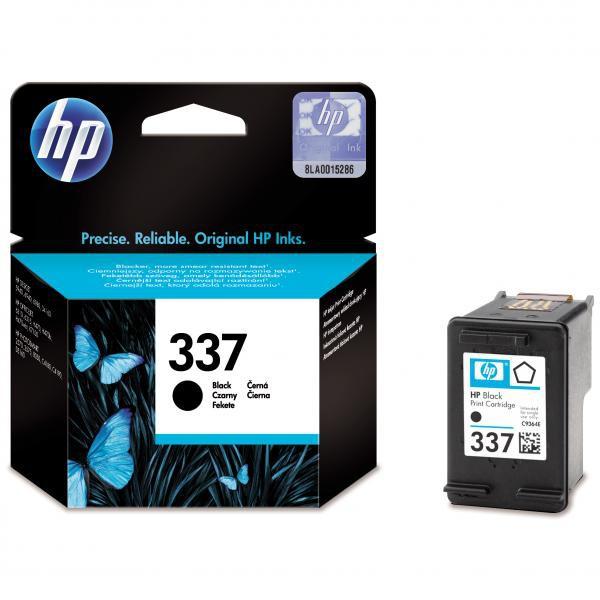HP C9364EE - originálna cartridge HP 337, čierna, 11ml